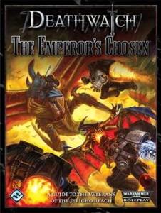 deathwatch warhammer 40k rpg the emperors chosen rogues gallery