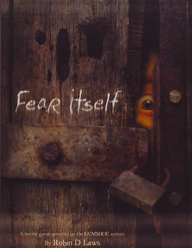 fear is fear itself