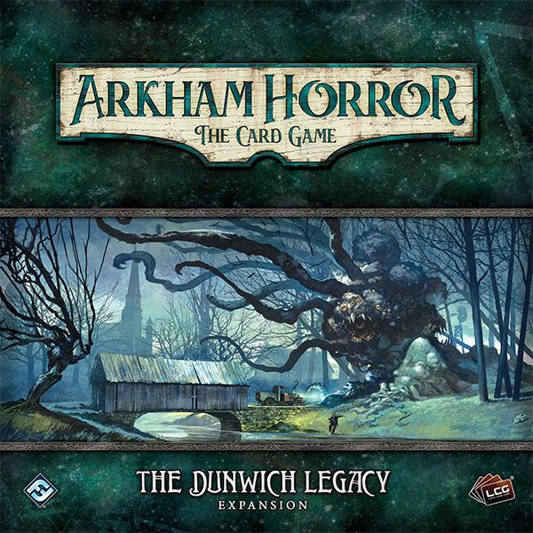 arkham horror card game dunwich