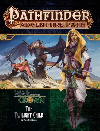 Pathfinder RPG: Adventure Path - War for the Crown Part 3 - Twilight